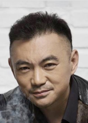 Yi Zhen in Guan Xi Wu Ji Dao Chinese Drama (2003)