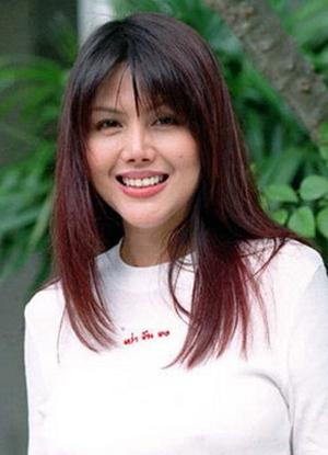 Preeyanuch Panpradub in Sa Kao Duen Thai Drama (1995)