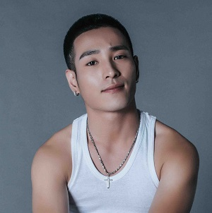 Ge Zheng in Grand Theft in Tang Chinese Drama (2019)