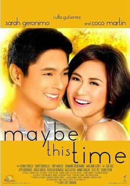 Maybe This Time (2014) poster