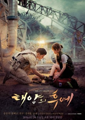 Descendants of the Sun (2016) poster