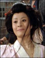 Miyazono Junko in The Flower and the Dragon Japanese Movie (1965)