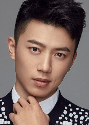 Gavin Gao in The Ugly Queen Chinese Drama (2018)
