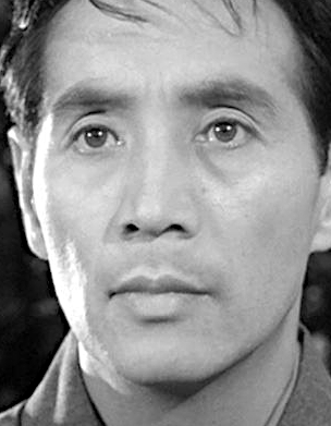 Mori Masayuki in The Idiot Japanese Movie (1951)