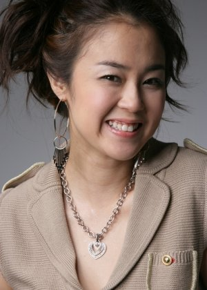 Lee Jae Eun in Mun Hee Korean Drama (2007)