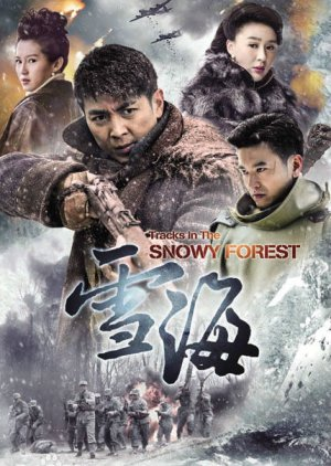 Tracks In The Snowy Forest (2016) poster
