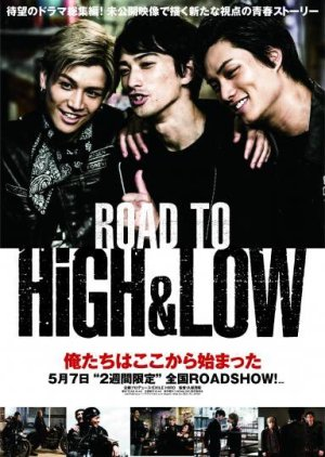 Road To HiGH&LOW (2016) poster