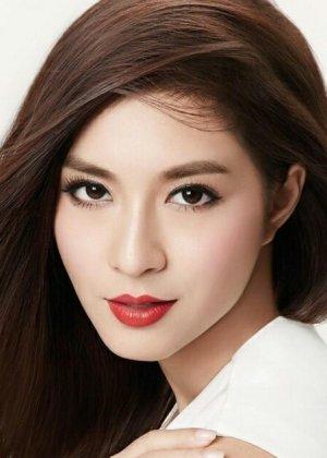 Mew Nittha Jirayungyurn in Sai See Plerng Thai Drama (2014)