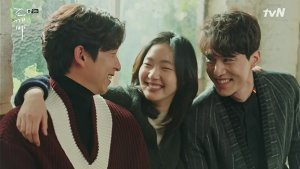 Four Heartwarming Moments in K-Dramas!