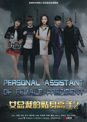 Personal Assistant of Female President 2 (2016) poster