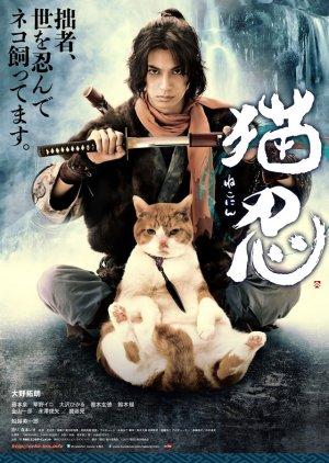 Nekonin (2017) poster