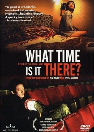 What Time Is It There? (2001) poster