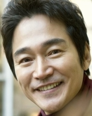 Jeong Bo Seok in More Than Words Can Say Korean Drama (2000)