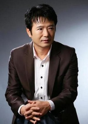 Jo Sung Kyu in Hong Gil Dong Korean Drama (1998)