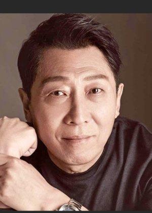 Han Tong Sheng in Wolf Totem Chinese Movie (2015)
