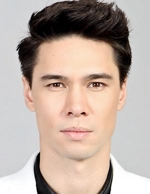 Matthew Dean in Ra Rerng Fai Thai Drama (2017)