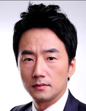 Ryu Seung Soo in Double Agent Korean Movie (2003)