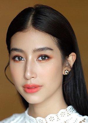 Mint Chalida Vijitvongthong in Fah Fak Ruk Thai Drama (2020)