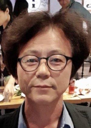 Kang Il Soo in Rookie Historian Goo Hae Ryung Korean Drama(2019)