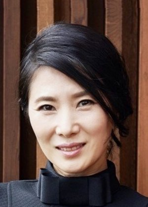 Hwang Young Hee in Sweden Laundry Korean Drama (2014)
