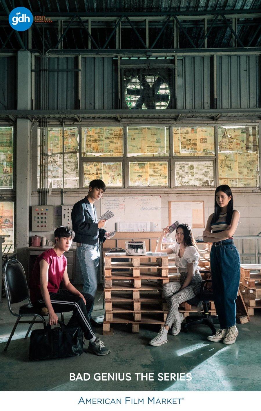 Bad Genius S1 (2020) Subtitle Indonesia