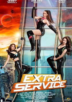 Extra Service (2017) poster