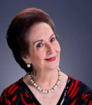 Gloria Romero in Rainbow's Sunset Philippines Movie (2018)