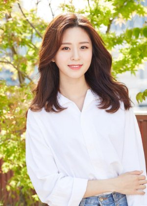Kim Nu Ri in No Time For Love Korean Drama (2018)