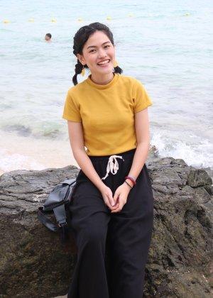 Toey Pimchanok Jiangchotianan in You Had Me At Hello Thai Movie (2018)