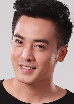 Go Gosin Rachakrom in Ded Peek Nangfah Thai Drama (2018)