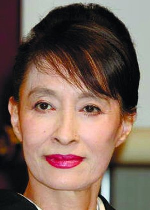 Enami Kyoko in Ai no Arashi Japanese Drama (1986)