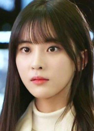 Kim Ji Eun in The Red Shoes Korean Movie (2005)