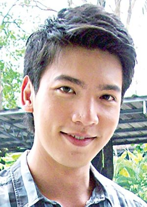 First Ekkaphong Jongkesakorn in Fan Rak Fan Salai Thai Drama (2017)