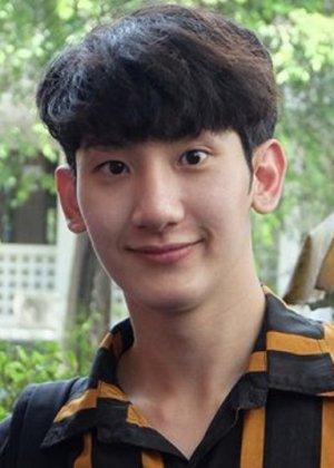 Toptap Jirakit Kuariyakul in Senior Secret Love: My Lil Boy 2 Thai Drama (2016)