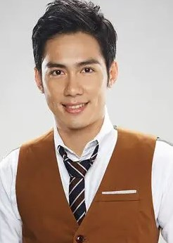 JC Chee in The Cabin Crew Chinese Movie (2014)
