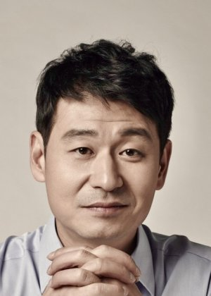 Park Hyuk Kwon in The Mimic Korean Movie (2017)