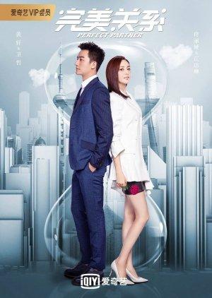 Основной постер сериала Perfect Partner