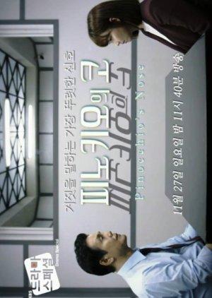 Drama Special Season 7: Pinocchio's Nose (2016) poster