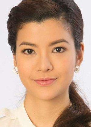 Tanida Kanchanawat in Bussaba Na Talad Thai Drama (2016)