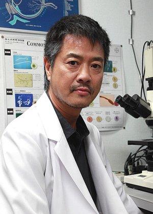 Noboru Takachi in Atarashii Kaze Japanese Drama (2004)
