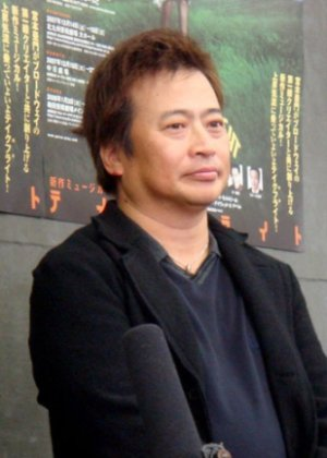Ishii LaSalle in Three for the Road Japanese Movie (2007)