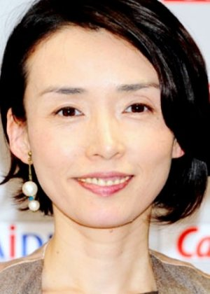 Nakajima Tomoko in The Street Lawyers Japanese Drama (2006)