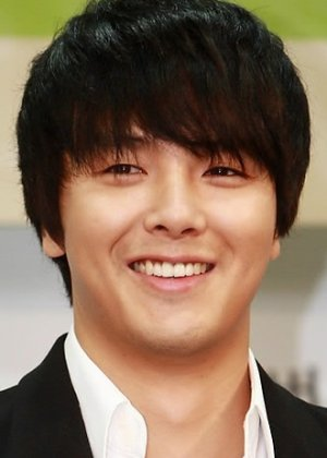 Park Yong Ha in On Air Korean Drama (2008)