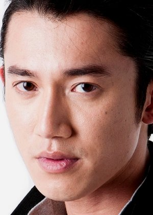 Chris Wu in The Ghost Bride Taiwanese Drama (2020)