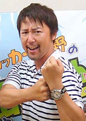 Tsuchiya Keisuke in Gosei Sentai Dairanger Japanese Drama (1993)