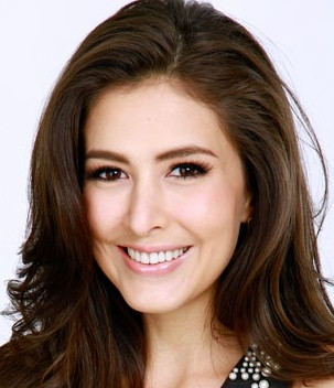 Rita Sririta Jensen in Yah Leum Chan Thai Drama (2014)