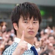Wakabayashi Masayasu in SKE48's Magical Radio 3 Japanese TV Show (2013)