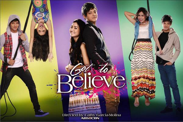 Got to Believe (2013) poster