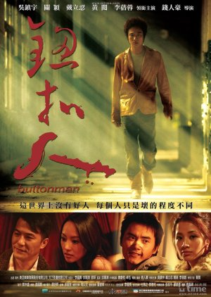 Button Man (2008) poster