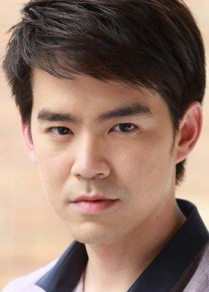 Beam Kawee Tanjararak in Chani Phi Lak Thai Drama (2017)